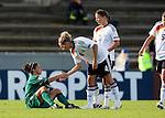 Anna Maria Picarelli, Babett Peter, Inka Grings, QF, Germany-Italy, Women's EURO 2009 in Finland, 09042009, Lahti Stadium