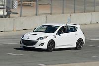 Track day at Mazda Raceway