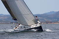 ESP6106, NEGRIN, JUAN ENRIQUE FABRA PIQUERAS, C.N. CANET, FIRST 36.7 .I REGATA CAP I CUA, Oliva-Canet d'en Berenguer. 6-7- Junio 2009