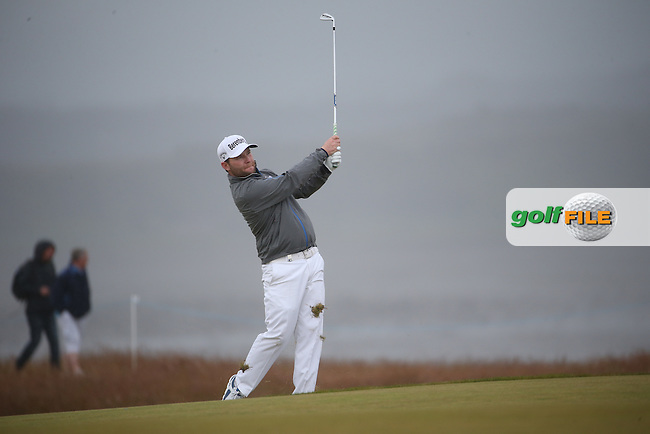 Branden Grace (RSA) during Round Two of the 2016 Aberdeen Asset Management Scottish Open, played at Castle Stuart Golf Club, Inverness, Scotland. 08/07/2016. Picture: David Lloyd | Golffile.<br /> <br /> All photos usage must carry mandatory copyright credit (&copy; Golffile | David Lloyd)