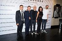 Jose Mota, Antonio De La Torre, Pablo Berger, Maribel Verdu and Julian Villagran