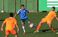 SÃO PAULO,SP, 16 julho 2013 -  Pedrinho durante treino do Palmeiras no CT da Barra funda  na zona oeste de Sao Paulo, onde a equipe faz jogo treino contra o Atletico Atibaia . FOTO ALAN MORICI - BRAZIL FOTO PRESS
