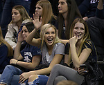Nevada fans during an NCAA college basketball game against San Jose State in Reno, Nev., Wednesday, Jan. 9, 2019. (AP Photo/Tom R. Smedes)