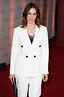 "Cara Horgan<br /> arriving for the premiere of ""The Aftermath"" at the Picturehouse Central, London<br /> <br /> ©Ash Knotek  D3479  18/02/2019"
