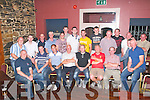 Ballyduff GAA Club Outing : Members of Ballyduff GAA club who took part in a golf fundraising outing at Castleisland Golf Club on Saturday last attending the presentation night at Lowe's Bar, Ballyduff on Saturday night last.