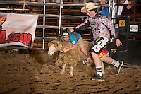 SEBRA - Powhatan, VA - 9.6.2014 - Mutton Bustin'