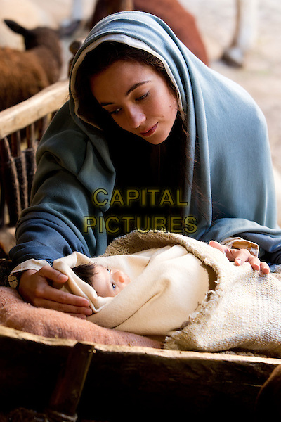 The Young Messiah (2016) <br /> Sara Lazzaro stars as Mary<br /> *Filmstill - Editorial Use Only*<br /> CAP/FB<br /> Image supplied by Capital Pictures