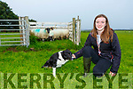 Tara Foley Kilgobnet who appeared on BBC's Country File with her dog Sky
