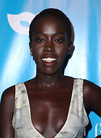 LOS ANGELES, CA - OCTOBER 27: Kuoth Wiel, at UNICEF Next Generation Masquerade Ball Los Angeles 2017 At Clifton's Republic in Los Angeles, California on October 27, 2017. Credit: Faye Sadou/MediaPunch /NortePhoto.com