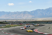 Pirelli World Challenge<br /> Grand Prix of Utah<br /> Utah Motorsports Campus, Tooele, UT USA<br /> Sunday 13 August 2017<br /> Daniel Mancinelli/Niccolò Schiro, Ryan Eversley/ Tom Dyer<br /> World Copyright: Richard Dole/LAT Images