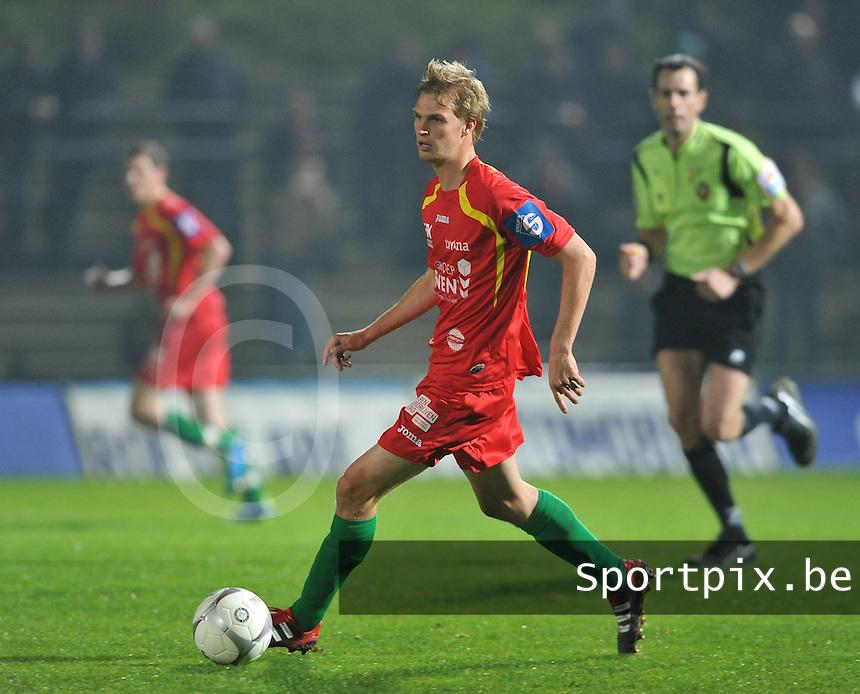 KV Oostende : Jordi Rico.foto VDB / BART VANDENBROUCKE