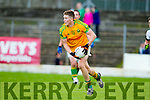 Aidan Walsh South Kerry in action against  Legion at the Kerry County Senior Football Final at Fitzgerald Stadium on Sunday.