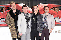 "Collabro<br /> at the ""xXx: Return of Xander Cage"" premiere at O2 Cineworld, Greenwich , London.<br /> <br /> <br /> ©Ash Knotek  D3216  10/01/2017"