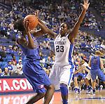 UK Women's Basketball 2012: DePaul