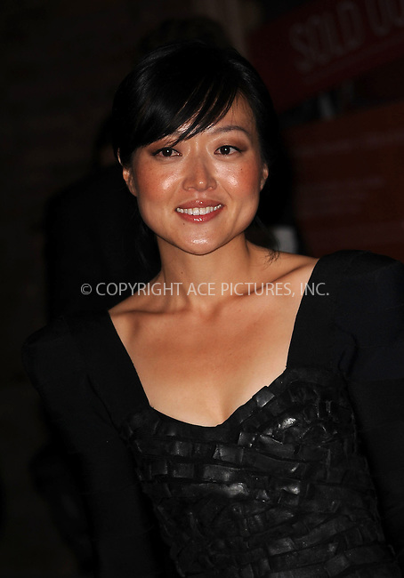 WWW.ACEPIXS.COM . . . . . ....November 9 2009, New York City....Journalist Euna Lee arriving at the Glamour Magazine 2009 Women of The Year Honors at Carnegie Hall on November 9, 2009 in New York City.....Please byline: KRISTIN CALLAHAN - ACEPIXS.COM.. . . . . . ..Ace Pictures, Inc:  ..tel: (212) 243 8787 or (646) 769 0430..e-mail: info@acepixs.com..web: http://www.acepixs.com