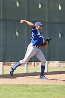 Matt Morizio - Kansas City Royals, 2009 Instructional League.Photo by:  Bill Mitchell/Four Seam Images..