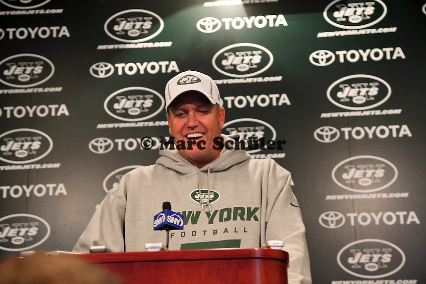 Head Coach Rex Ryan (Jets)