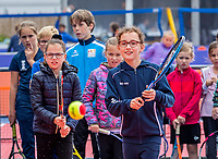 Rosmalen, Netherlands, 11 June, 2019, Tennis, Libema Open, Kidsday<br /> Photo: Henk Koster/tennisimages.com
