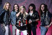 1989: MOTHER LOVE BONE - Photosession in New York USA