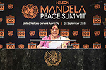 Opening Plenary Meeting of the Nelson Mandela Peace Summit<br /> <br /> INDIAt