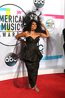 LOS ANGELES, CA - NOVEMBER 19: Diana Ross at the 2017 American Music Awards at Microsoft Theater on November 19, 2017 in Los Angeles, California. Credit: David Edwards/MediaPunch /NortePhoto.com