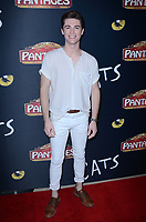 """LOS ANGELES - FEB 27:  Jordan Dowodzenka at the """"Cats"""" Play Opening at the Pantages Theater on February 27, 2019 in Los Angeles, CA"""