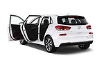 Car images close up view of a 2018 Hyundai Elantra GT GT Auto 5 Door Hatchback doors