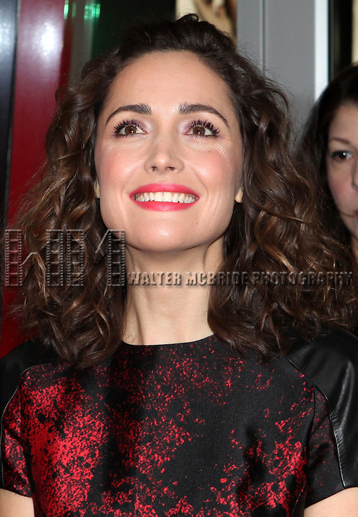 Rose Byrne attends the reopening of Sephora Times Square on December 5, 2012 in New York City.