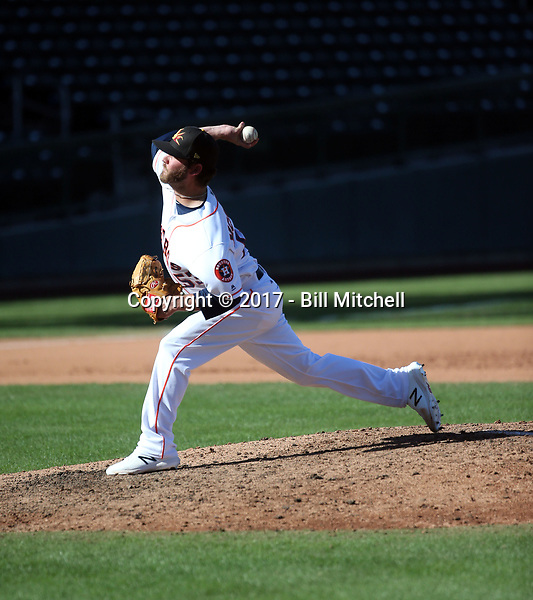 Brendan McCurry - Mesa Solar Sox - 2017 Arizona Fall League (Bill Mitchell)