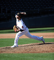 Brendan McCurry - Mesa Solar Sox - 2017 Arizona Fall League (Bill Mitchell)