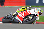 hertz british grand prix during the world championship 2014.<br /> Silverstone, england<br /> August 30, 2014. <br /> F&QP MotoGP<br /> andrea iannone<br /> PHOTOCALL3000/ RME