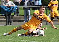 St Mirren v Motherwell U19 020911