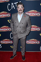 """LOS ANGELES - FEB 27:  Eric Petersen at the """"Cats"""" Play Opening at the Pantages Theater on February 27, 2019 in Los Angeles, CA"""