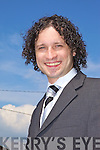 Peter Antonow from Poland who is running in the elections for Tralee town Council.