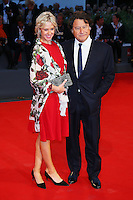 Robert Lantos and guest attend the red carpet for the premiere of the movie 'Remember' during the 72nd Venice Film Festival at the Palazzo Del Cinema in Venice, Italy, September 10, 2015.<br /> UPDATE IMAGES PRESS/Stephen Richie