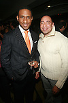 RDS Entertainment Chairman and CEO Randolph Sturrup and NY Latino Film Festival Executive Director Calixto Chinchilla  Attend Tennessee Williams A Streetcar Named Desire Opening Night Party Held at the Copacabana, NY D. Salters/WENN 4/22/12