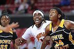 Maryland Terrapins v Bowie State. (Greg Fiume)