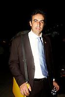 SÃO PAULO, 14 DE MARÇO 2013 - ENCONTRO DE PREFEITOS DO ESTADO DE SÃO PAULO -  O prefeito André Bozola da cidade de Socorro  durante o evento  que reuniu Prefeitos do Estado de São Paulo, no Memorial da América Latina, Barra Funda, zona oeste da capital, na manhã desta quinat-feira(14) - FOTO: LOLA OLIVEIRA/BRAZIL PHOTO PRESS