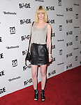 Lydia Hearst attends the official launch party for the most anticipated video game of the year RAGE in ChinaTown in Los Angeles, California on September 30,2011                                                                               © 2011 Hollywood Press Agency