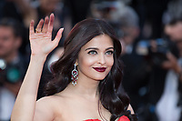 Aishwarya Rai at the 120 Beats Per Minute (120 Battements Par Minute)  premiere for at the 70th Festival de Cannes.<br /> May 20, 2017  Cannes, France<br /> Picture: Kristina Afanasyeva / Featureflash