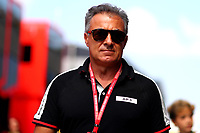 Jean Alesi Ungarian GP , Hungaroring 2019 <br /> Budapest 03/08/2019 GP Hungary <br /> Formula 1 Championship 2019 Race  <br /> Photo Federico Basile / Insidefoto