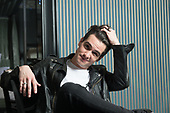 PANIC AT THE DISCO<br />  - Brendon Urie - photosession in Paris France - 05 Nov 2018.  Photo credit: Manon Violence/Dalle/IconicPix