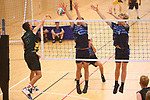 NELSON, NEW ZEALAND - March 17: Schools Volleyball Champs on March 17 2018 in Nelson, New Zealand. (Photo by: Evan Barnes Shuttersport Limited)