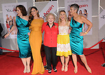 "Sigourney Weaver,Odette Yustman,Betty White,Kristen Bell and Jamie Lee Curtis  at The Touchstone Pictures' World Premiere of ""You Again"" held at The El Capitan Theatre in Hollywood, California on September 22,2010                                                                               © 2010 Hollywood Press Agency"