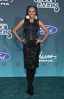 17 November 2019 - Las Vegas, NV - gabrielle Dennis. 2019 Soul Train Awards Red Carpet Arrivals at Orleans Arena. Photo Credit: MJT/AdMedia