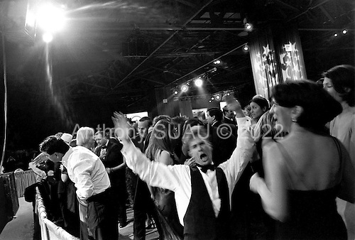 The Texas Inaugural Ball...Washington DC, USA.Anthony Suau © 2001