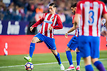 Fernando Torres of Atletico de Madrid in action during their La Liga match between Atletico de Madrid vs Real Sociedad at the Vicente Calderon Stadium on 04 April 2017 in Madrid, Spain. Photo by Diego Gonzalez Souto / Power Sport Images