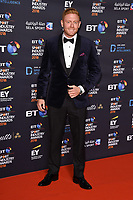 Jonny Bairstow arriving for the BT Sport Industry Awards 2018 at the Battersea Evolution, London, UK. <br /> 26 April  2018<br /> Picture: Steve Vas/Featureflash/SilverHub 0208 004 5359 sales@silverhubmedia.com