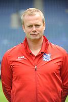 VOETBAL: HEERENVEEN: 07-07-2016, Fotopersdag SC Heerenveen, Tieme Klompe (assistent-trainer) , ©foto Martin de Jong