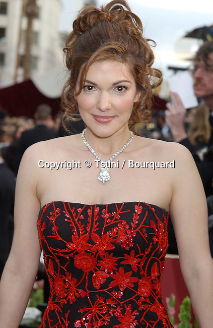 Laura Harring,  arriving at the 74th Annual Academy Awards, at The Kodak Theatre in Hollywood, CA. 3/24/2002.<br />           -            HarringLaura014.jpg